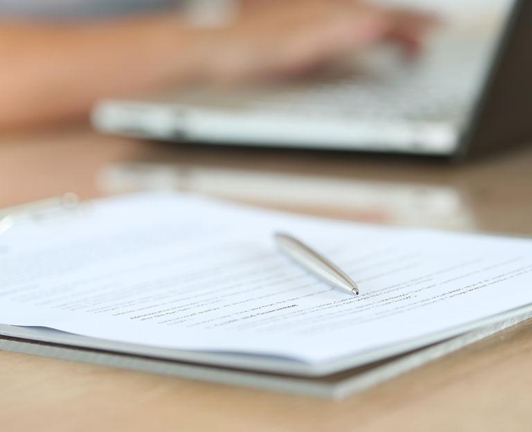 survivor benefit plan paperwork