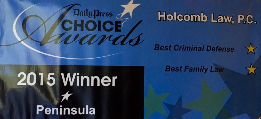 daily press choice awards banner