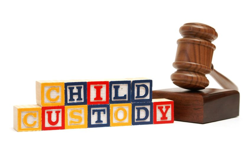 child custody blocks