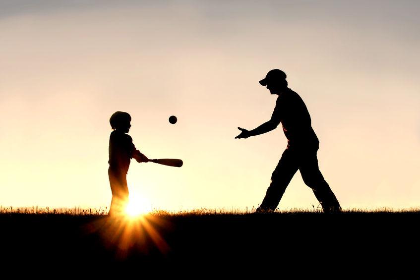 parenting baseball