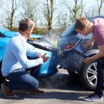 things to do after an auto accident by holcomb law