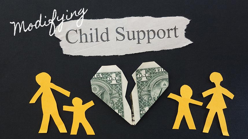 Modifying Child Support
