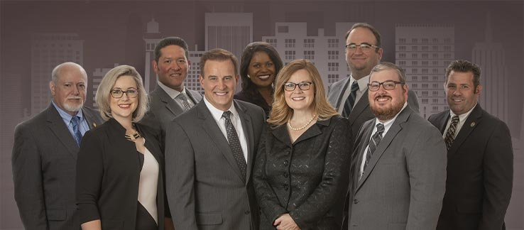 Holcomb Law P.C. Group Photo