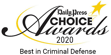 Daily Press Choice Awards - Best in Criminal Defense