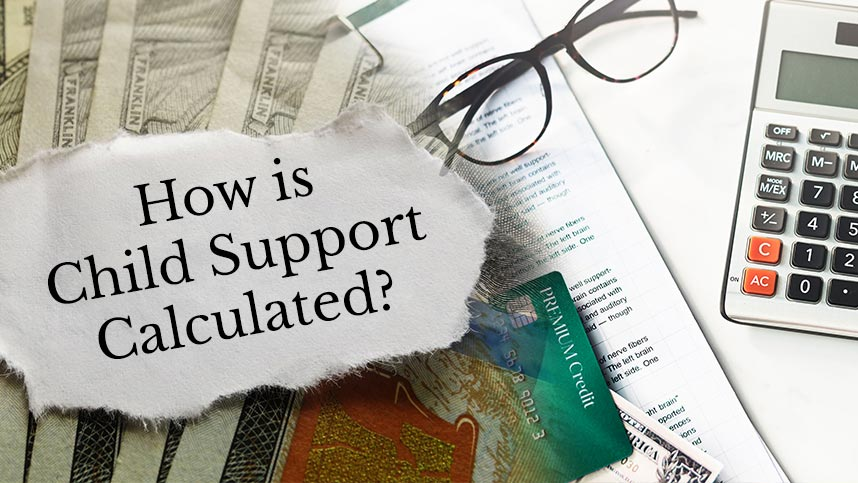 How is Child Support Calculated in Virginia