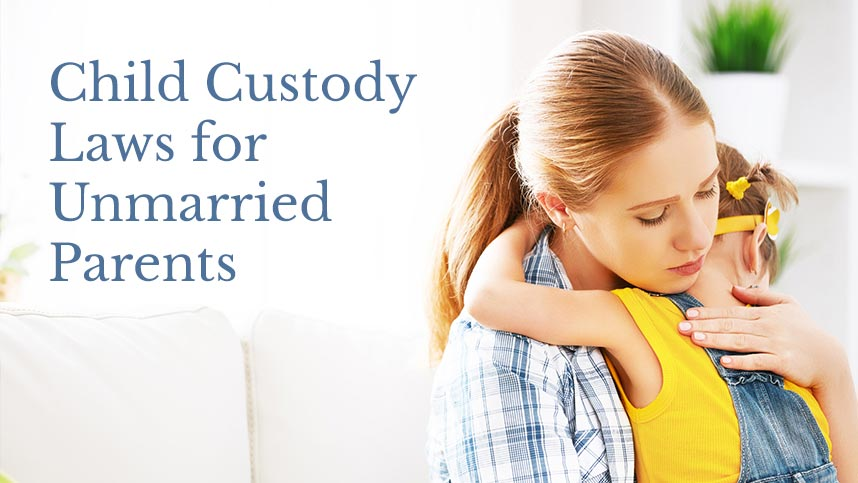 Child Custody Laws in Virginia for Unmarried Parents