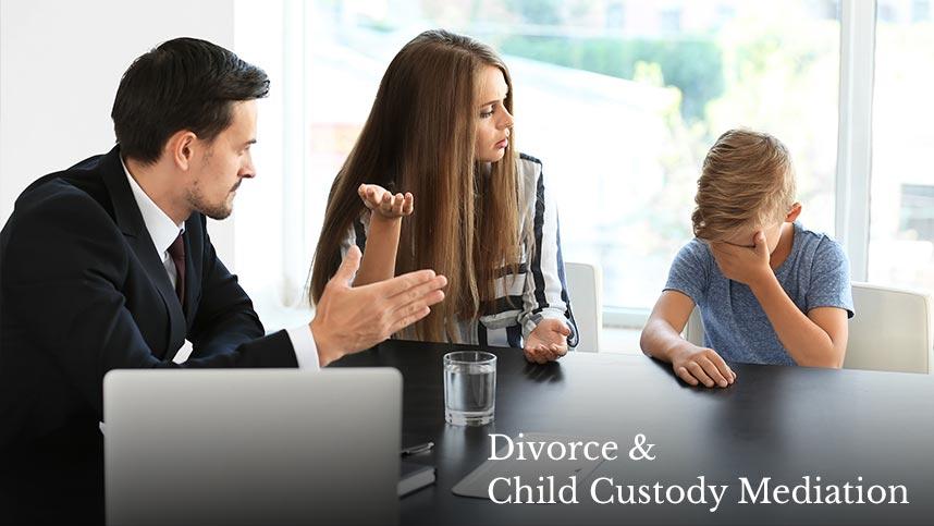 Divorce & Child Custody Mediation in Virginia