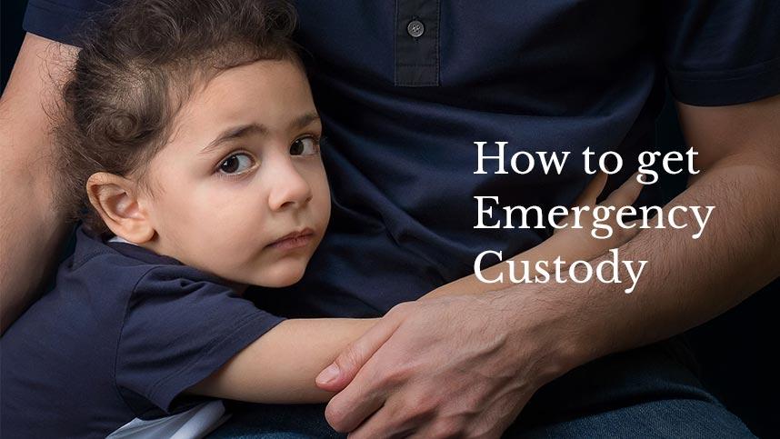 How Do I Get Emergency Custody in Virginia - Emergency Temporary Custody Order