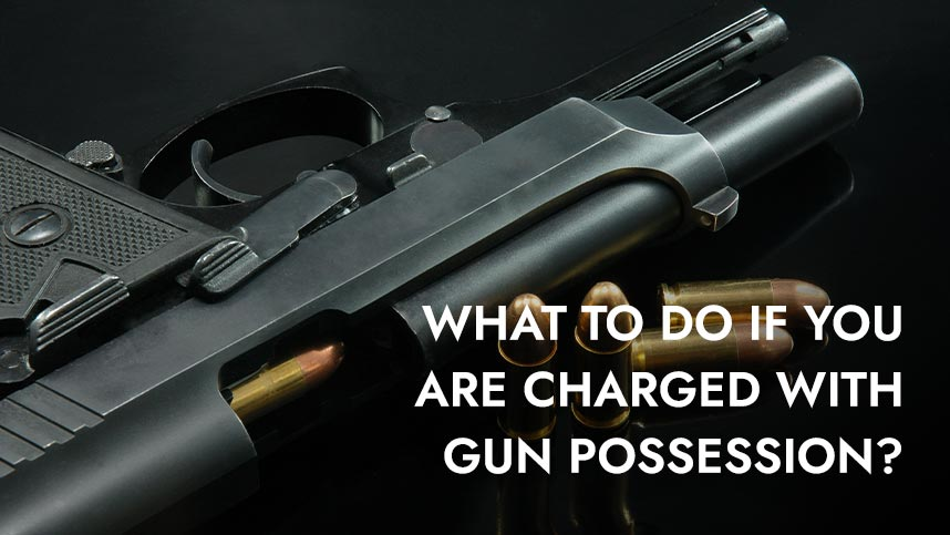 What to Do if You are Charged with Gun Possession in Virginia